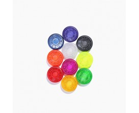 MOOER FT-MX Candy Mix Pack - Boutons pour footswitches de couleurs
