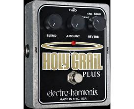 ELECTRO-HARMONIX Holy Grail Plus - Variable Reverb - Série XO (Alim 9.6DC-200 fournie)
