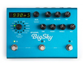 STRYMON Big Sky - Multi Reverb