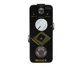 MOOER Echoverb - Digital Delay & Reverb