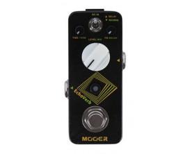 MOOER Echoverb - Digital Delay & Reverb