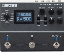 BOSS RV-500 Reverb
