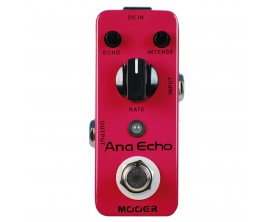 MOOER Ana Echo - Analog Echo (Type Boss DM-2)