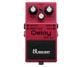 BOSS DM-2W - Delay Waza Craft Special Edition (circuit analogique)