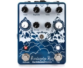 EARTHQUAKER Avalanche Run - Stéréo Delay & Reverb