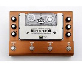 T-REX Replicator - Pédale d'écho à bande analogique