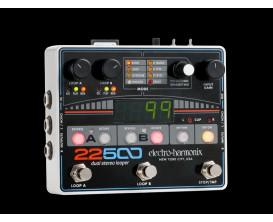 ELECTRO-HARMONIX 22500 - Dual Stereo Looper