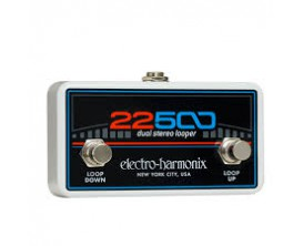 ELECTRO-HARMONIX FC22500 - Footswich pour 22500 Dual Stereo Looper
