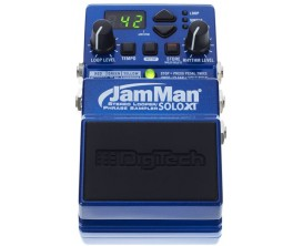 DIGITECH JamMan Solo XT - Looper (Fonction Jam Sync)