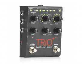 DIGITECH Trio + - Pedale Band Creator, Looper + Backing