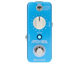 MOOER Pitch Box - Harmony / Pitch Shift