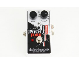 ELECTRO-HARMONIX Pitch Fork - Polyphonic Pitch Shifter / Harmony