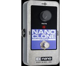 ELECTRO-HARMONIX Nano Clone - Analog Chorus - Série Nano