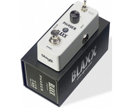 STAGG BLAXX BX-PHASER - Mini Pédale Phaser guitare (true bypass)