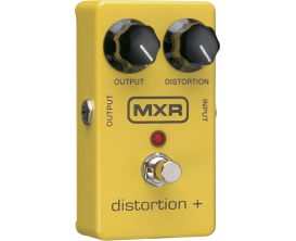 "MXR M104 PED ""DISTORTION +"""