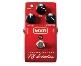 MXR M78 - Custom Badass '78 Distortion