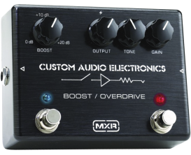 MXR MC402 MXR BOOST/OVERDRIVE