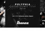 Le Guitar Clinic Tour 2019 IBANEZ s'arrête chez ROCKAMUSIC