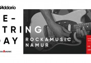 Restring Day D'Addario chez Rockamusic le 23 novembre